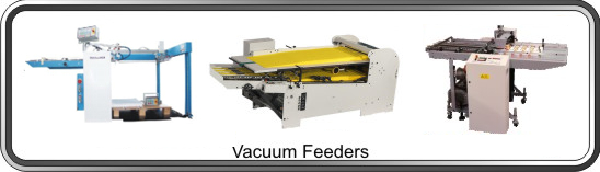Sheet Vacuum Feeders